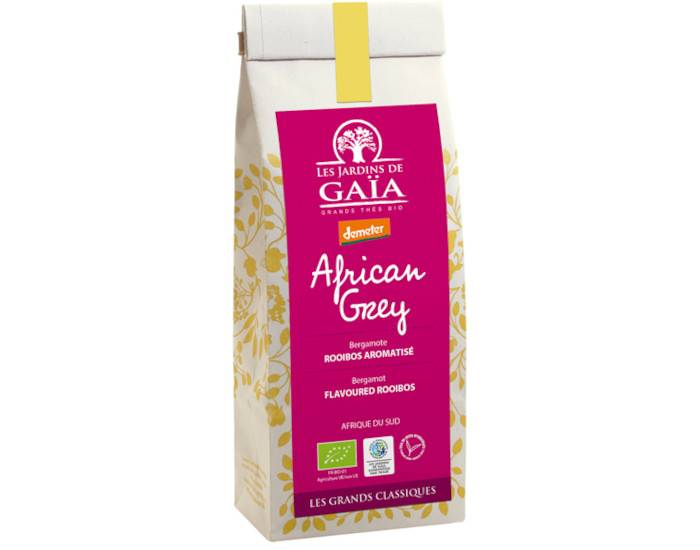 LES JARDINS DE GAIA Rooibos - African Grey Bergamote - 100 g