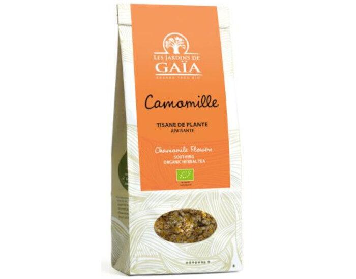 LES JARDINS DE GAIA Tisane de Plantes - Camomille - 50 g