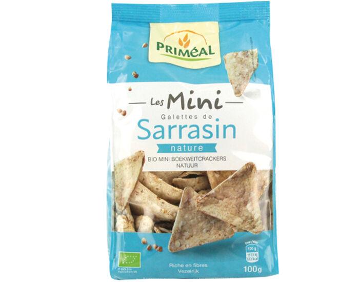 PRIMEAL Mini Galettes de Sarrasin - 100 g