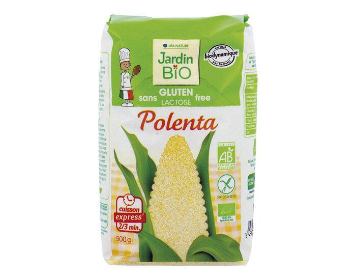 JARDIN BIO Polenta Sans Gluten - 500 g