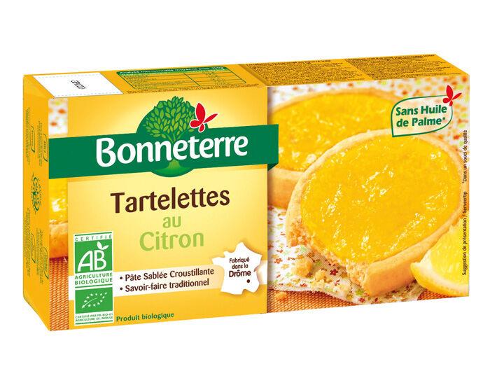 BONNETERRE Tartelettes Citron - 125 g