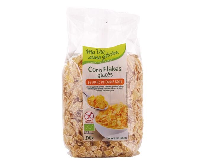 MA VIE SANS GLUTEN Corn Flakes Glacés - Sans Gluten - 250 g