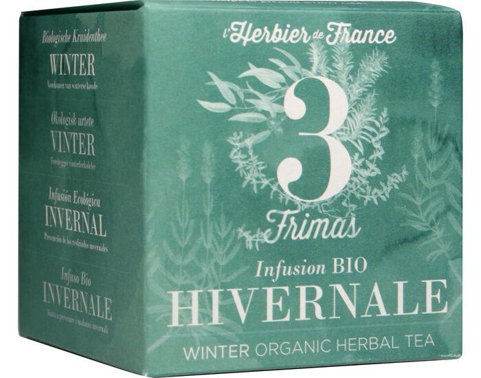 L'HERBIER DE FRANCE Tisane Refroidissement - Frimas