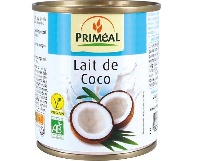PRIMEAL Lait de Coco 400 ml