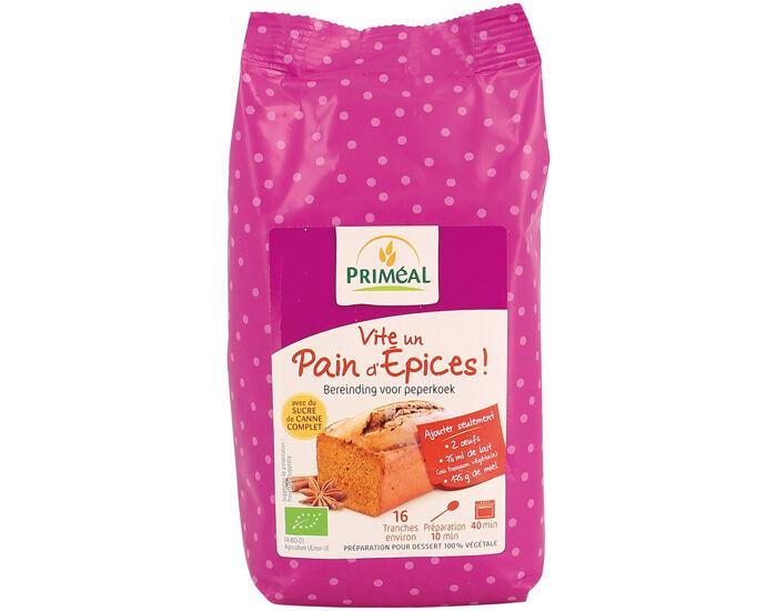 PRIMEAL Vite un Pain d'Épices - 325 g