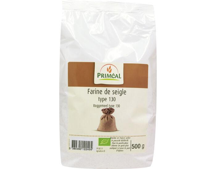 PRIMEAL Farine de Seigle T130 500g