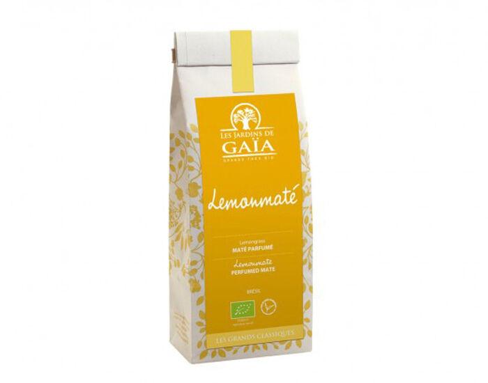 LES JARDINS DE GAIA LES JARDINS DE GAÏA Lemonmaté - Sachet 100 g
