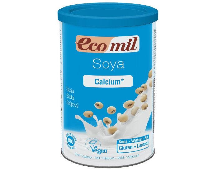 ECOMIL Boisson au Soja-Calcium Bio - 400g