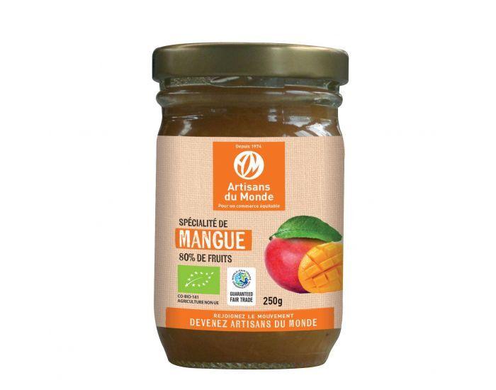 ARTISANS DU MONDE Spécialité de Mangue - 250g