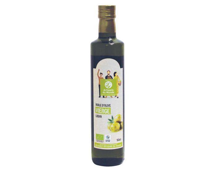 ARTISANS DU MONDE Huile Olive Vierge Bio et Equitable - 50cl