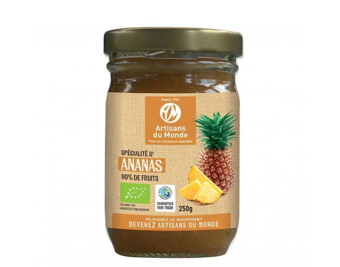 ARTISANS DU MONDE Spécialité d'ananas - 250g