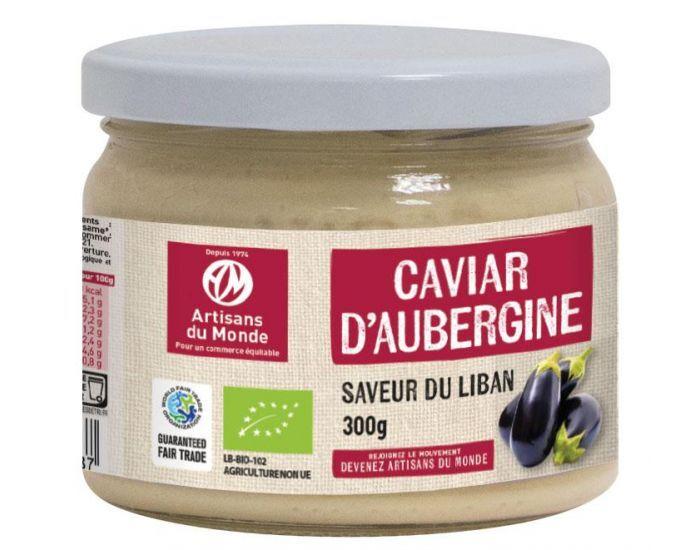 ARTISANS DU MONDE Caviar d'Aubergine Bio - 300g