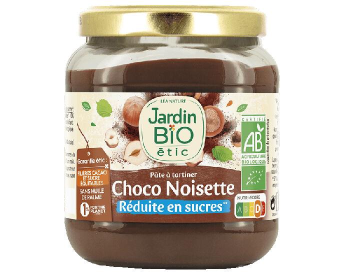 JARDIN BIO Pâte à Tartiner Noisette Cacao - 350g