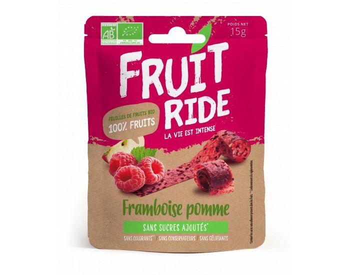 FRUIT RIDE Framboise Pomme Doypack - 15g