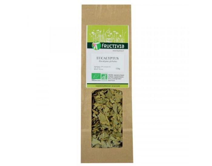 FRUCTIVIA Tisane Eucalyptus Globulus feuille Bio - 120 g