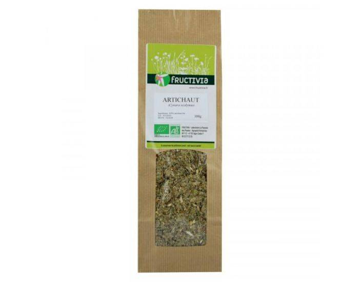 FRUCTIVIA Tisane Artichaut Bio - 100 g