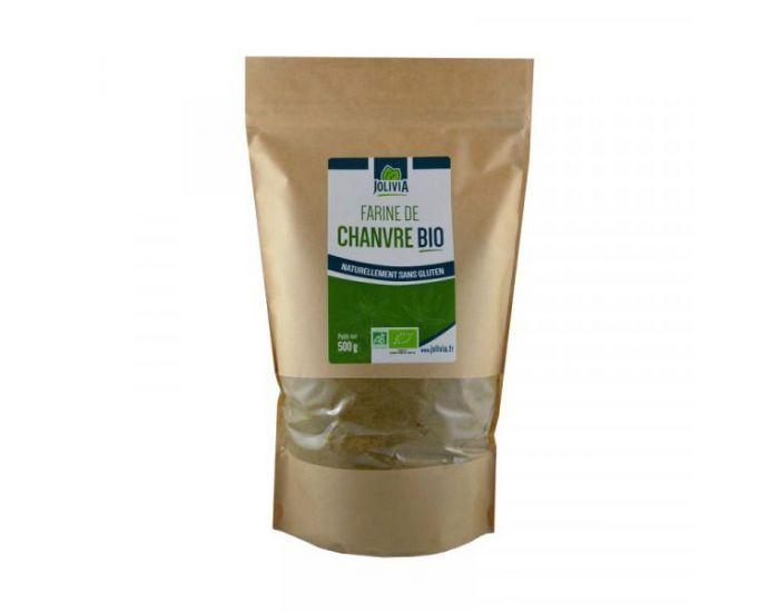 JOLIVIA Farine de Chanvre Bio - 500 g