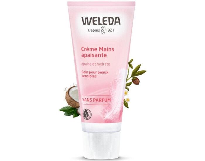 WELEDA Crème Mains à l'Amande - 50 ml