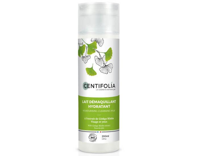 CENTIFOLIA Lait Démaquillant Hydratant - 200 ml