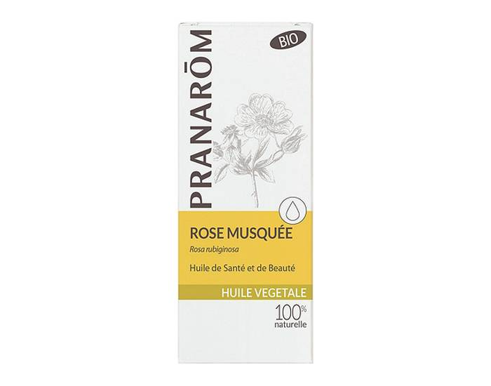 PRANAROM Rose musquée Bio - 50 ml