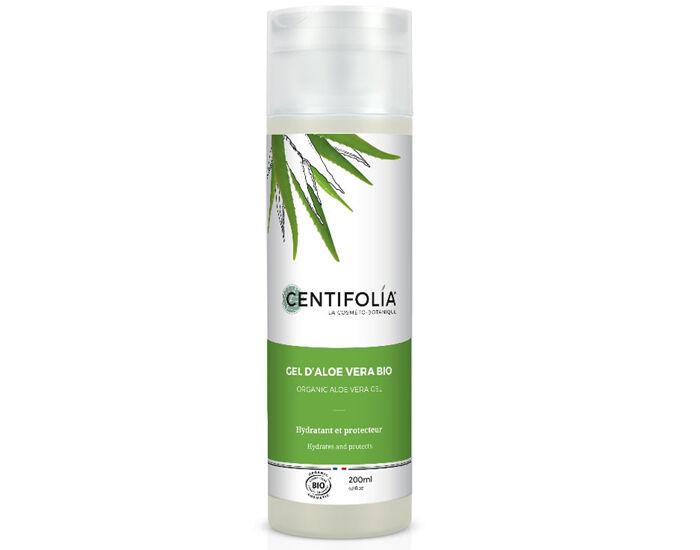 CENTIFOLIA Gel d'Aloé Vera - 200 ml