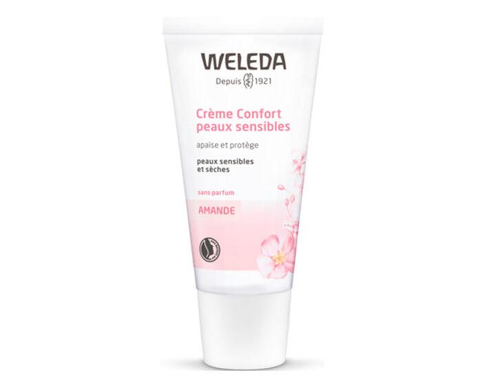 WELEDA Crème Confort Absolu à l'Amande - 30 ml