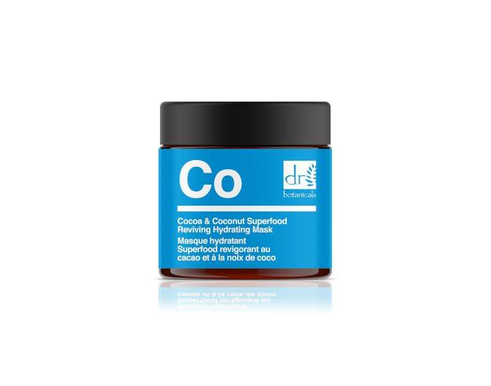 DR BOTANICALS Masque Superfood Cacao Coco - 50ml