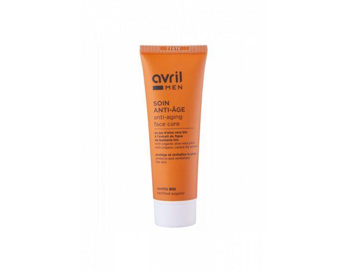 AVRIL Soin Visage Anti-âge For Men - 50 ml