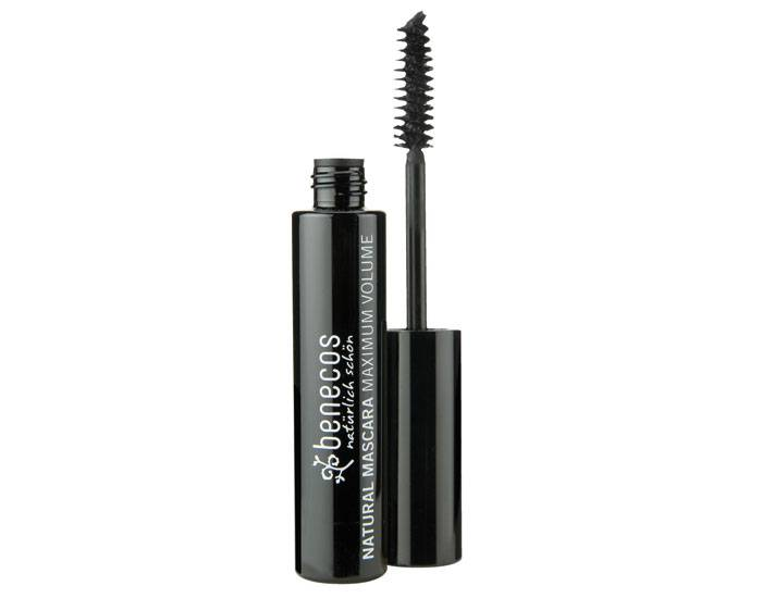 BENECOS Mascara Maximum Volume Naturel - 8 ml Noir