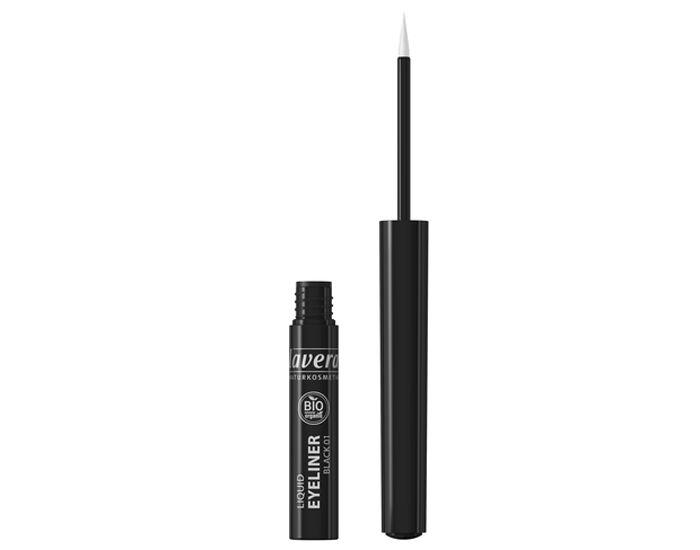 LAVERA Eye-Liner Liquide - 3.5 ml Noir 01