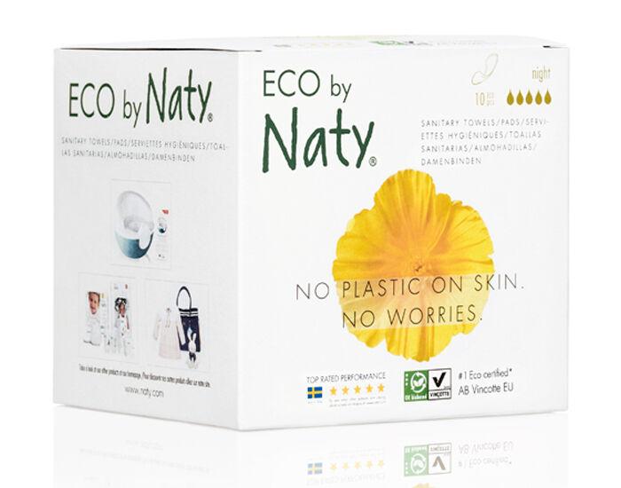 NATY Pack x6 Serviettes Hygiéniques Night