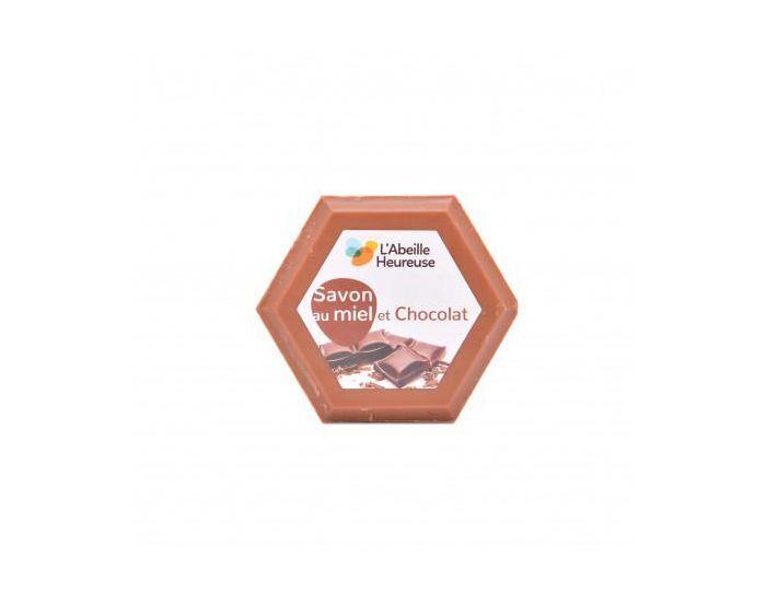 L'ABEILLE HEUREUSE ABEILLE HEUREUSE Savon Au Miel Et Chocolat - 100g