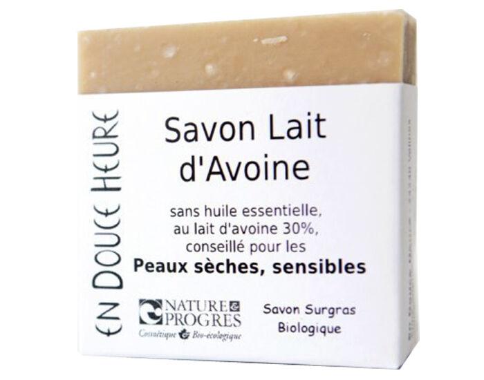 EN DOUCE HEURE Savon sans Huile de Palme - Lait d'Avoine