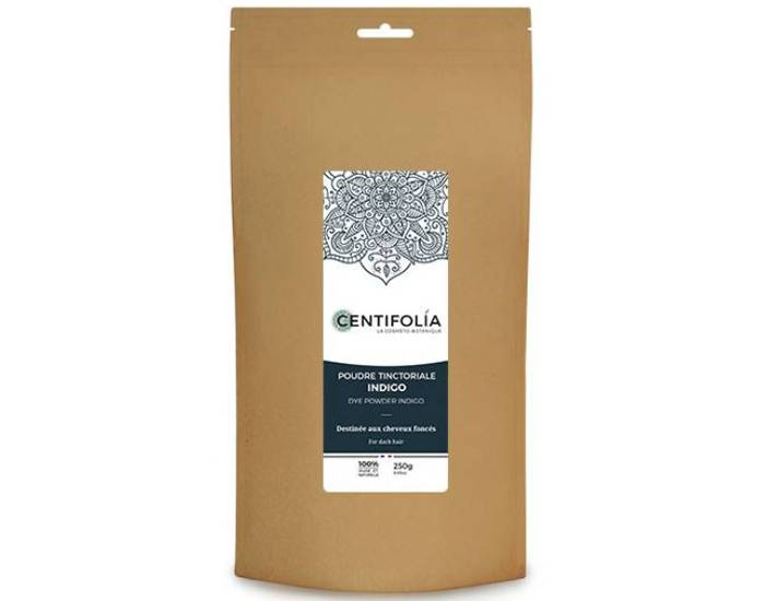 CENTIFOLIA Coloration Végétale - Indigo - 250 g