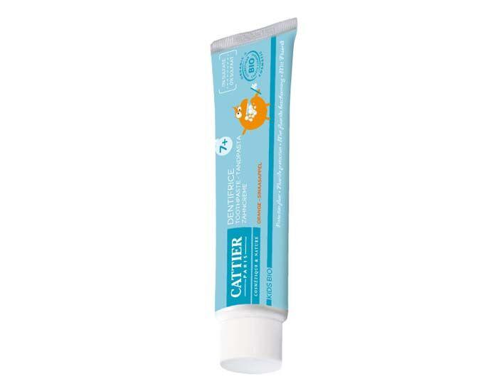 CATTIER Enfant Dentifrice Goût Orange - Dès 7 ans - 50 ml