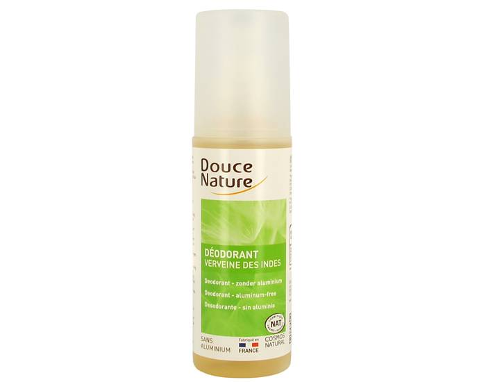 DOUCE NATURE Déodorant Spray Verveine - 125 ml