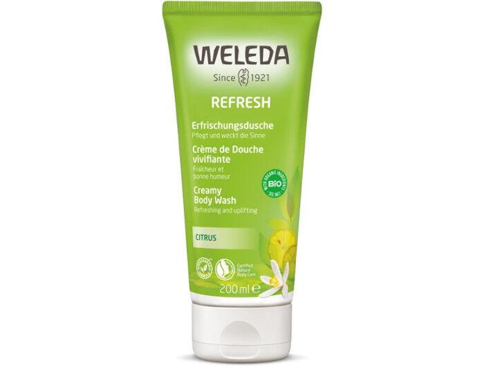 WELEDA Crème Douche au Citrus - 200 ml