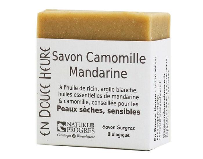 EN DOUCE HEURE Savon sans Huile de Palme - Camomille Mandarine