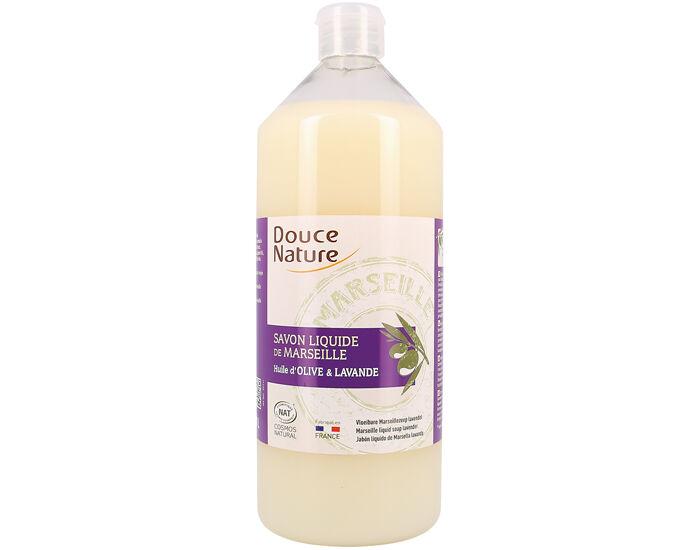 DOUCE NATURE Savon de Marseille Liquide 1 Litre