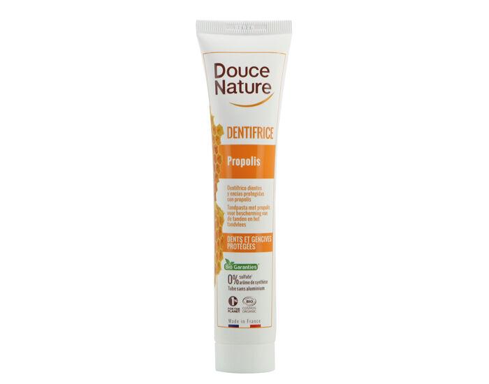DOUCE NATURE Dentifrice Propolis Dents et Gencives Protégées - 75 ml