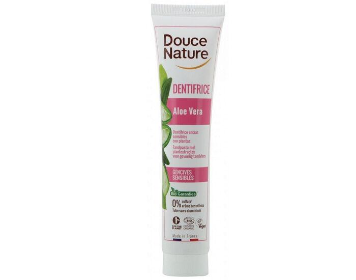 DOUCE NATURE Dentifrice Plantes Gencives Sensibles - 75 ml