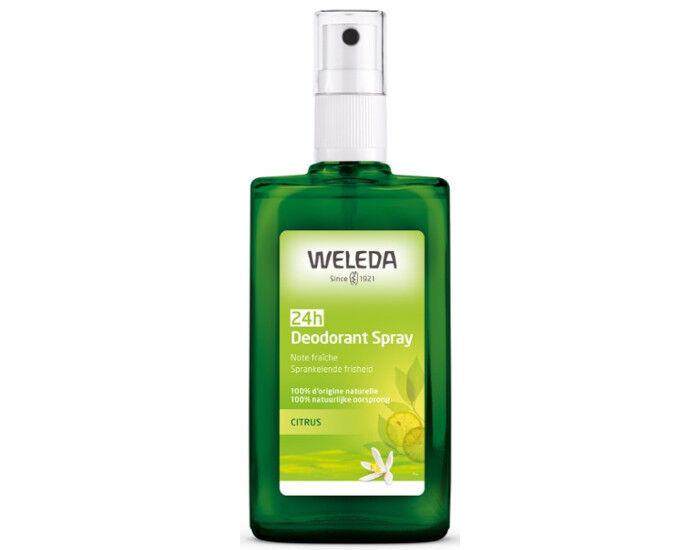 WELEDA Déodorant Citrus - 100 ml