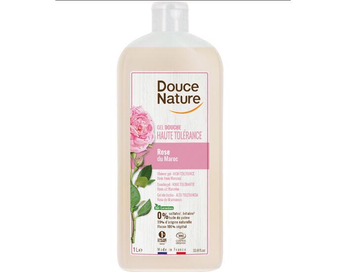 DOUCE NATURE Gel Douche Hypoallergénique Sans Sulfates 1 L