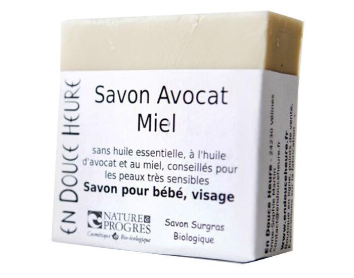 EN DOUCE HEURE Savon sans Huile de Palme - Avocat Miel