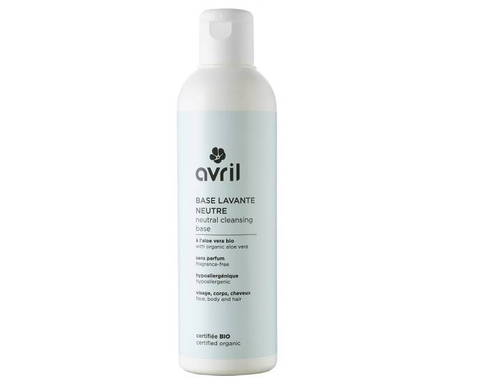AVRIL Base Lavante Neutre - 240 ml