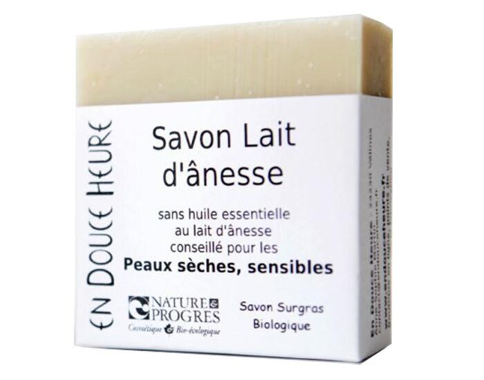EN DOUCE HEURE Savon sans Huile de Palme - Lait d'Ânesse