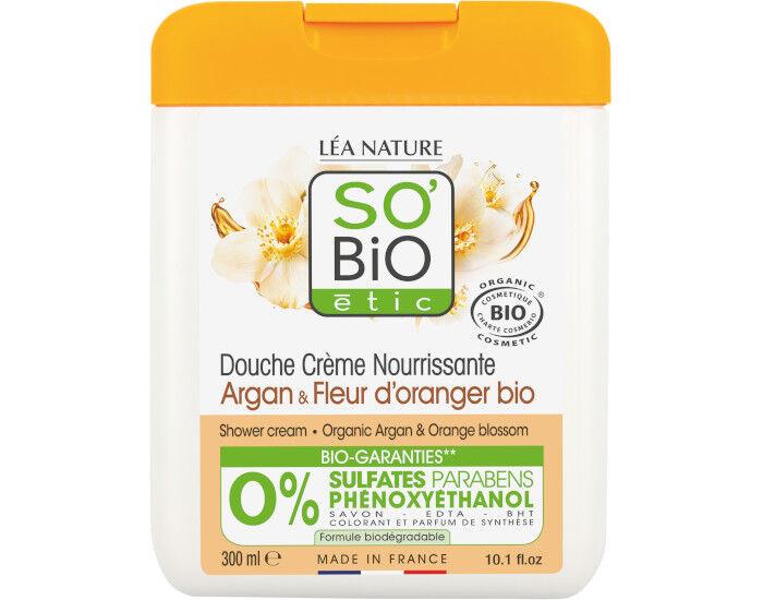 SO'BIO Crème Douche Lait d'Anesse - 300 ml