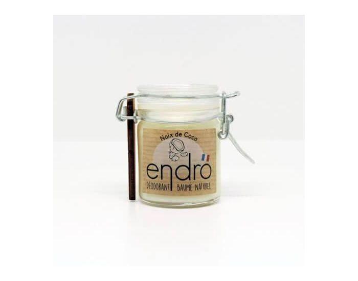 BREIZ HENNé ENDRO Déodorant Solide noix de coco - Sans huiles essentielles