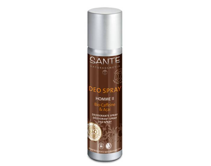 SANTé SANTE II Déodorant Spray Homme - 100 ml