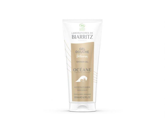 LABORATOIRES DE BIARRITZ Gel Douche Certifié Bio 200 ml